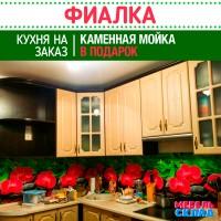 Кухня  ФИАЛКА