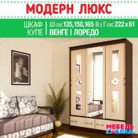 Шкаф-купе МОДЕРН ЛЮКС