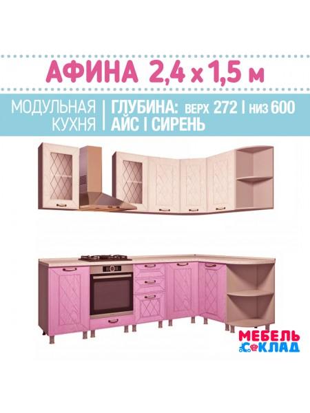 Кухня угловая АФИНА