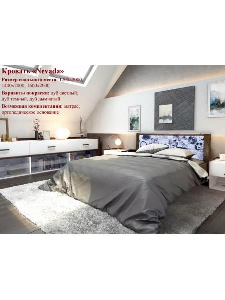 Кровать Nevada