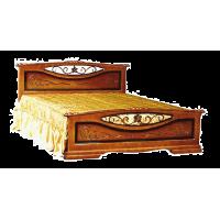 Кровать Елена 5 орех