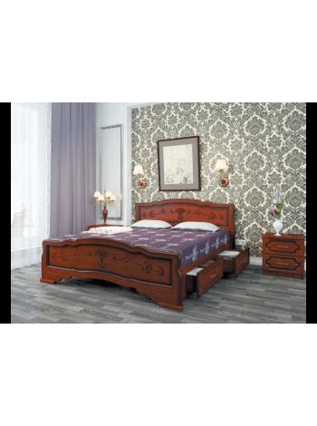 Кровать Карина 6 с ящиками
