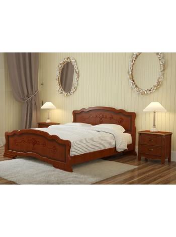 Кровать Карина-6 орех