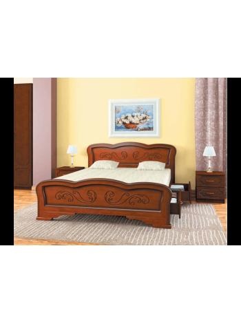 Кровать Карина 8 с ящиками