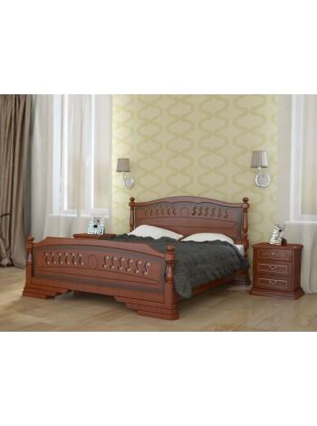 Кровать Уют-М орех
