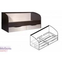 Кровать с ящиками Спайдер