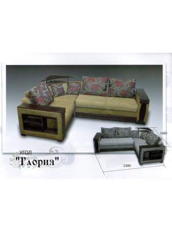 Угловой диван Глория